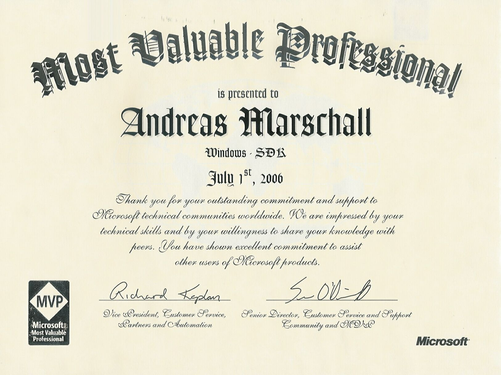 Long service award certificate examples rent slips report andreas marschalls tapi and tspi faq mvp 2006 andreas marschalls tapi and tspi faqhtm long service award certificate examples yadclub Image collections